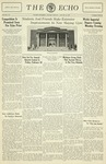 Taylor University Echo: January 12, 1932 by Taylor University