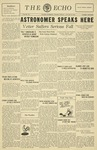 Taylor University Echo: January 26, 1932 by Taylor University