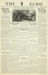 The Echo: February 16, 1932 by Taylor University