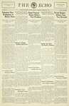 The Echo: February 24, 1932 by Taylor University