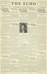 Taylor University Echo: April 5, 1932 by Taylor University