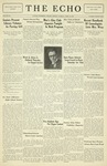Taylor University Echo: April 19, 1932 by Taylor University