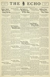 Taylor University Echo: May 10, 1932 by Taylor University