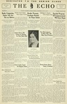 Taylor University Echo: May 25, 1932 by Taylor University