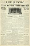 Taylor University Echo: January 12, 1933 by Taylor University