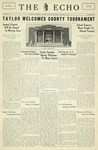 Taylor University Echo: January 12, 1933