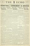 Taylor University Echo: January 18, 1933 by Taylor University