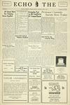 Taylor University Echo: April 1, 1933 by Taylor University