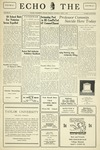 Taylor University Echo: April 1, 1933