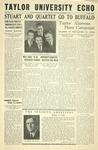 Taylor University Echo: December 14, 1933 by Taylor University