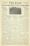 Taylor University Echo (January 12, 1934)