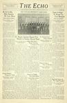 The Echo: January 25, 1934 by Taylor University