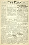 The Echo: February 9, 1934 by Taylor University