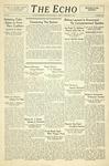 Taylor University Echo (February 9, 1934) by Taylor University
