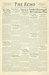 The Echo: March 23, 1934 by Taylor University