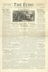 The Echo: April 13, 1934 by Taylor University