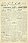 The Echo: February 23, 1934 by Taylor University