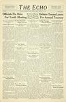 The Echo: February 23, 1934