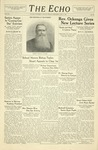 The Echo: May 2, 1934 by Taylor University