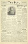 Taylor University Echo (May 2, 1934)