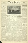 The Echo: May 17, 1934 by Taylor University