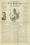 The Echo: October 5, 1934 by Taylor University