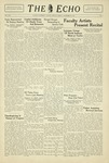 Taylor University Echo (November 30, 1934)