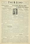 The Echo: January 12, 1935