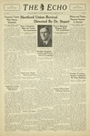 The Echo: February 9, 1935 by Taylor University