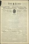 The Echo: September 14, 1935 by Taylor University