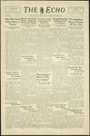 The Echo: October 26, 1935