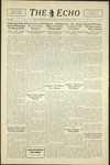 The Echo: February 8, 1936 by Taylor University