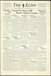 The Echo: May 30, 1936 by Taylor University
