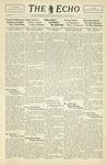The Echo: January 30, 1937