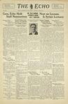 The Echo: April 3, 1937