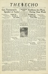 The Echo: October 2, 1937 by Taylor University
