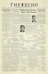 The Echo: May 14, 1938 by Taylor University