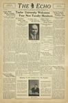 Taylor University Echo (September 17, 1938)