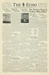 Taylor University Echo (October 29, 1938) by Taylor University