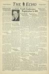 Taylor University Echo (March 4, 1939) by Taylor University