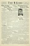 Taylor University Echo (April 1, 1939) by Taylor University