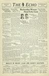 Taylor University Echo (May 6, 1939) by Taylor University