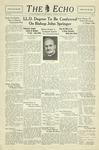 Taylor University Echo (May 27, 1939) by Taylor University