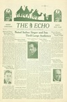 The Echo: December 14, 1939 by Taylor University