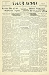 The Echo: February 10, 1940 by Taylor University