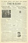 The Echo: March 9, 1940