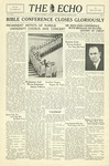 The Echo: March 30, 1940 by Taylor University
