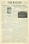 The Echo: May 25, 1940 by Taylor University
