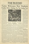 The Echo: September 21, 1940