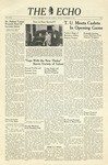 Taylor University Echo (November 18, 1940)